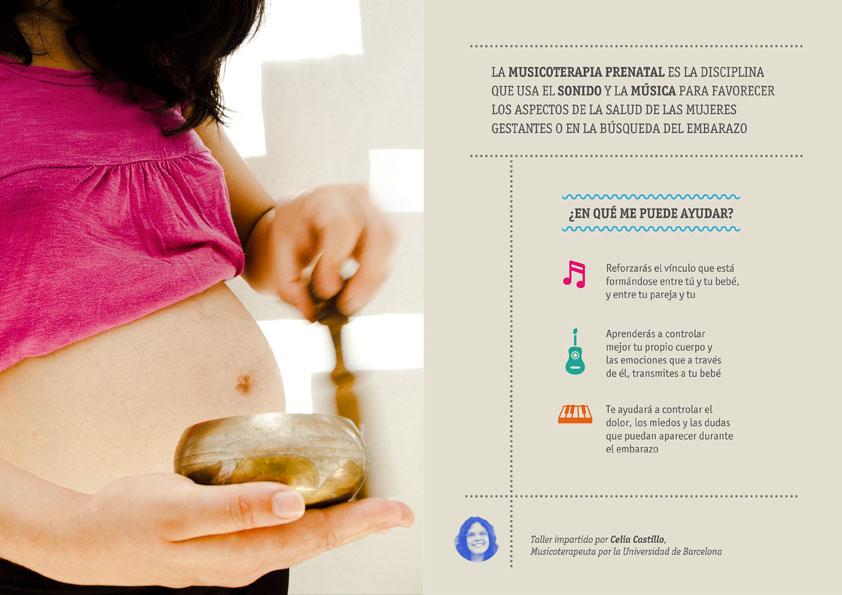 Iniciem les activitats de Musicoteràpia Prenatal! (2/2)